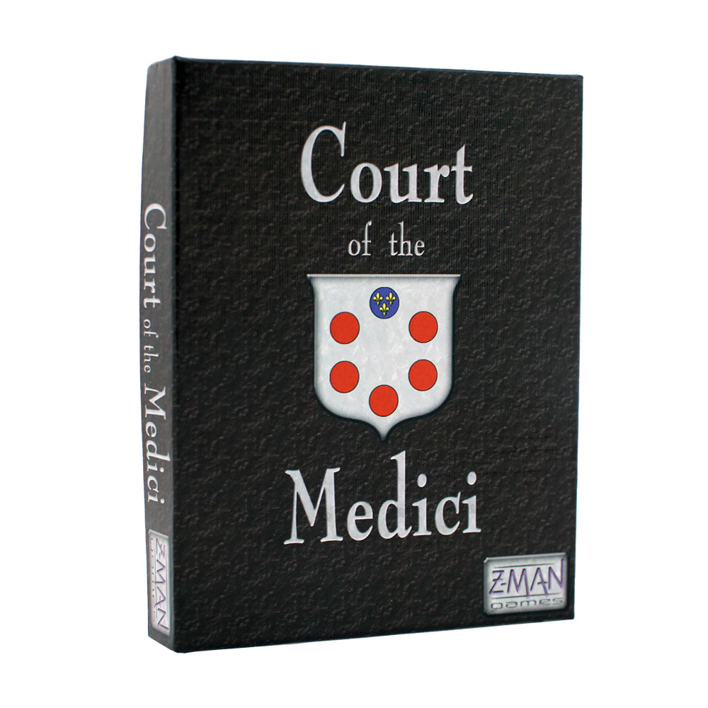 Court of the Medici Box Front